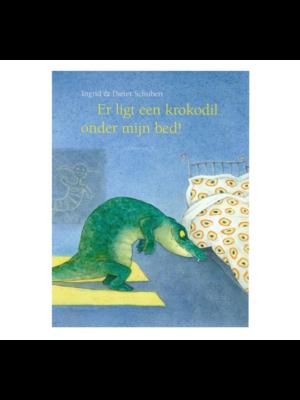 Lemniscaat Boek - Er ligt een krokodil onder mijn bed!