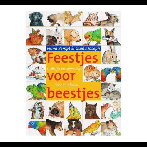 Gottmer Boek - Feestjes voor beestjes
