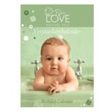 Verjaardagskalender - Rachael Hale - Baby love