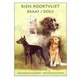 Verjaardagskalender - Rien Poortvliet - BraafDogs