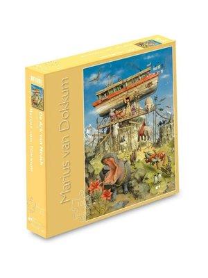 Art Revisited Puzzel - Marius van Dokkum - De ark van Noach - 100st.