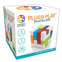 Spel - Plug & Play Puzzler - IQ spel - 7+