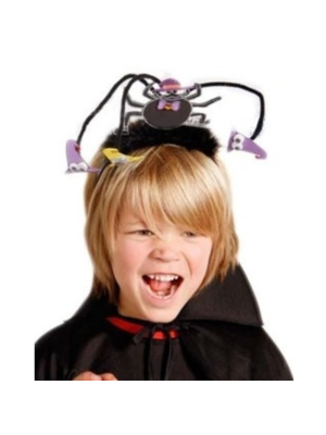 Folat Diadeem - Halloween - 1st. - Willekeurig geleverd