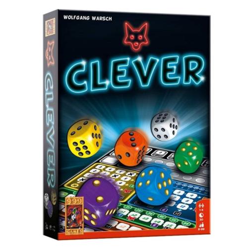999 Games Dobbelspel - Clever - 8+