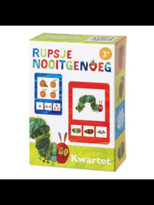Bambolino Toys Spel - Kwartet - Rupsje Nooitgenoeg