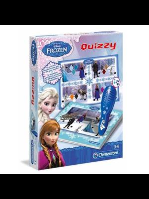 Clementoni Leerspel - Quizzy - Frozen - Met elektronische pen
