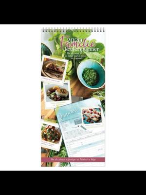 Comello Familieplanner - Familie keukenplanner - 2020 - 21x45cm