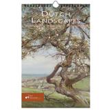 Verjaardagskalender - Dutch landscapes