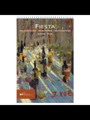 Art Revisited Verjaardagskalender - Fiesta