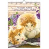 Verjaardagskalender - Franciens katten - Bloemenkittens