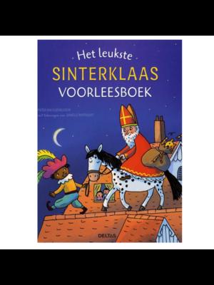 Deltas Boek - Het leukste Sinterklaas voorleesboek