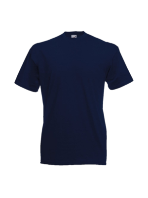 Fruit of the Loom T-shirt - Classic valueweight - Donkerblauw - XXL