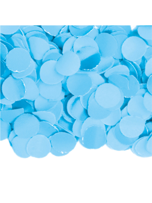 Folat Confetti - Lichtblauw - 100 Gram