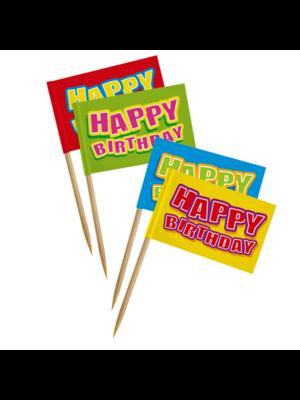 Folat Prikkertjes - Happy birthday - 24st.