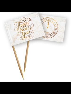 Folat Prikkertjes - Happy New Year - 50st.