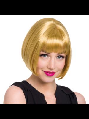 Folat Pruik - Blond - Victoria