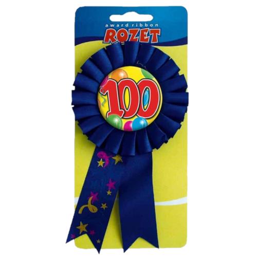 Folat Rozet - 100 Jaar
