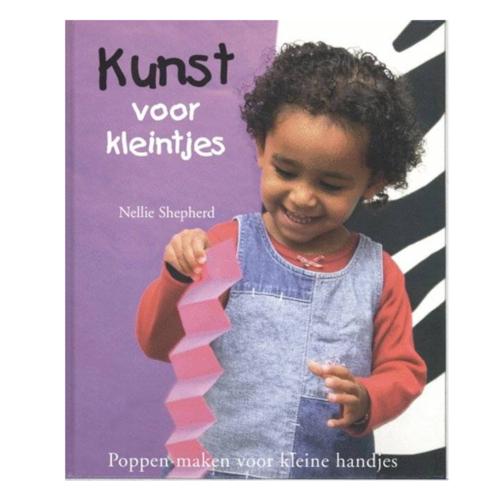Gottmer Boek - Kunst voor kleintjes