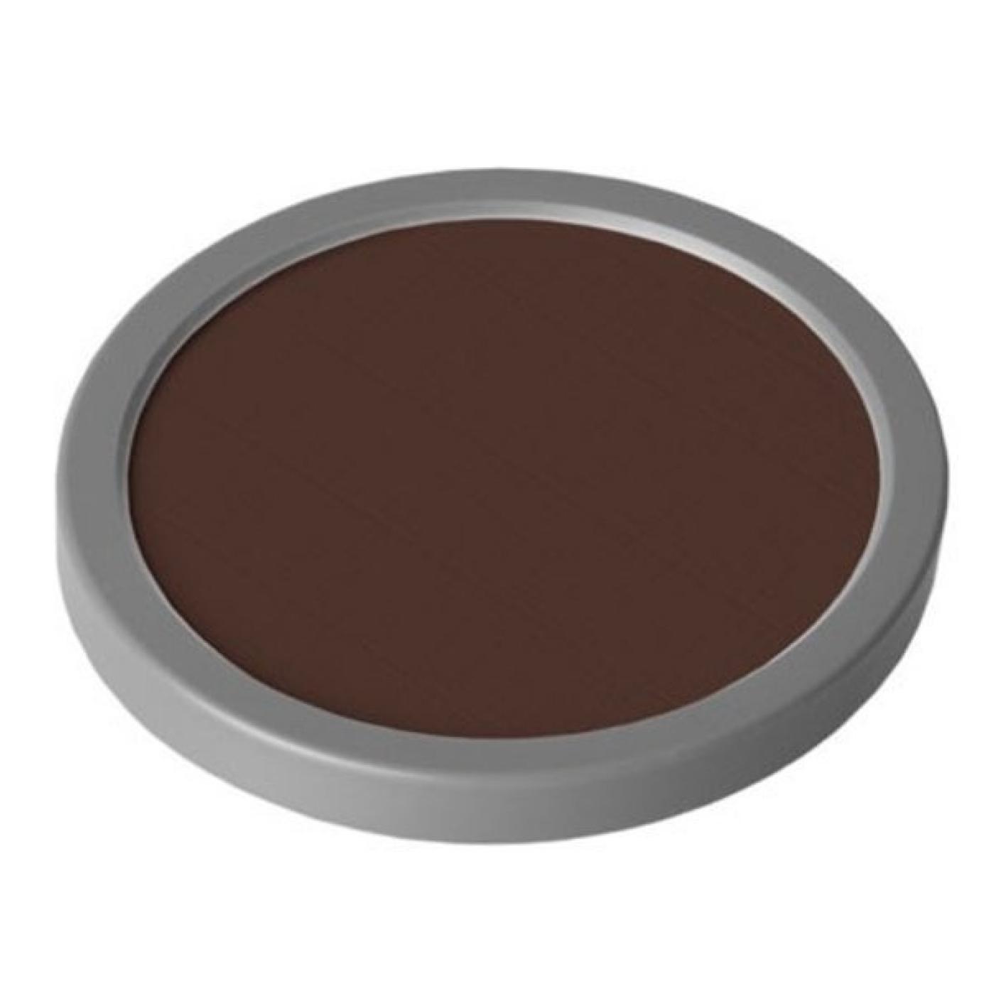 Cake make up - Donker bruin - N3 - 35 Gram