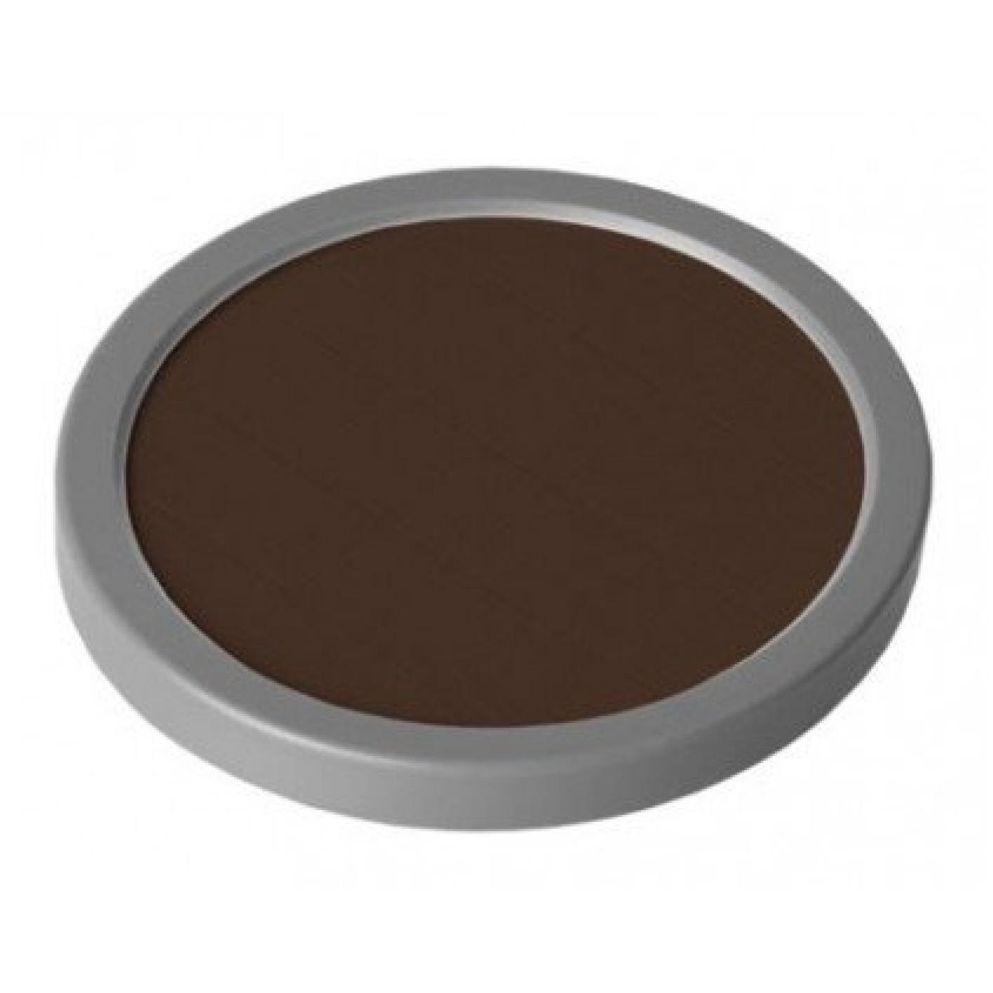Cake make-up - Donker bruin - 1001 - 35 Gram