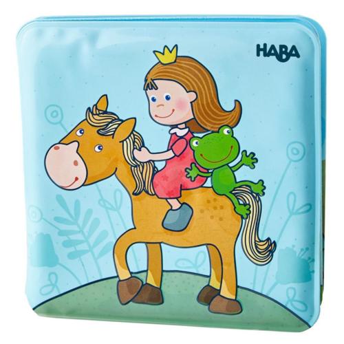Haba Boek - Badboek - Prinses