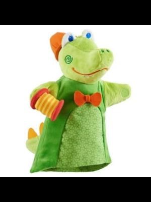 Haba Handpop - Klank - Krokodil