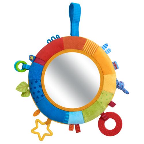 Haba Ontdekkersspeeltje - Kakelbont - Met spiegel