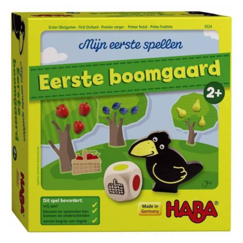 Haba Spel - Eerste boomgaard - 2+