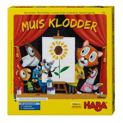 Haba Spel - Muis Klodder - 5+*