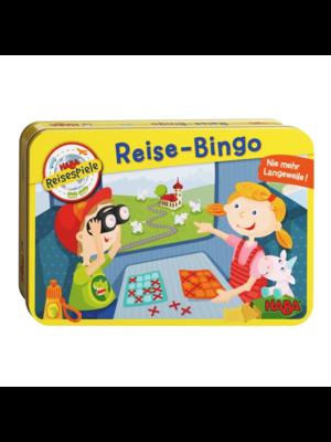 Haba Haba - Spel - Reisspel - Reisbingo - Duitse doos met Nederlandse omschrijving - 5+