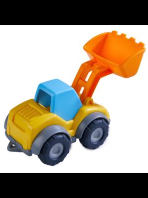 Haba Auto - Shovel - Voor binnen en buiten - 8x13cm