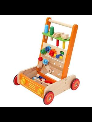 I'm Toy Loop / duwwagen - Fix-it walker - Incl. gereedschap