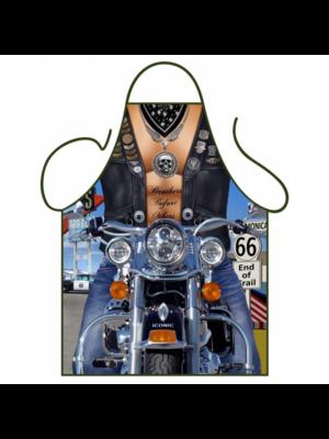 Iconic Schort - Biker - Man