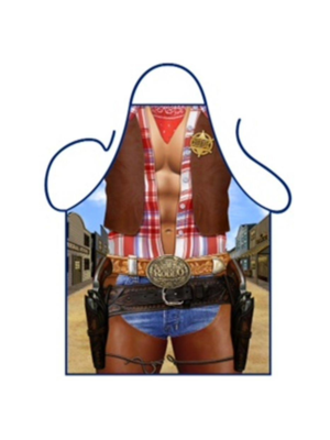 Iconic Schort - Cowboy