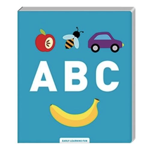 Imagebooks Boek - Kartonboek - ABC