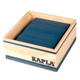 Plankjes - Kapla - Donker blauw - 40st.