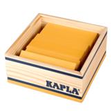 Plankjes - Kapla - Geel - 40st.