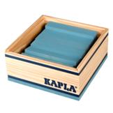 Plankjes - Kapla - Licht blauw - 40st.