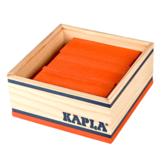 Plankjes - Kapla - Oranje - 40st.
