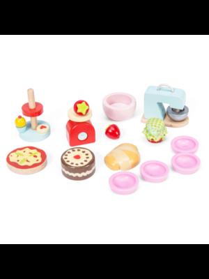 Le Toy Van Poppenhuis accessoires - Bakset