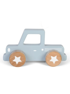 Little Dutch Auto - Pick-up - Blauw - Little Dutch