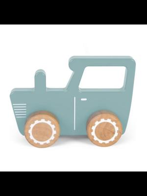 Little Dutch Auto - Tractor - Blauw - Little Dutch