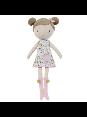 Little Dutch Pop - Knuffelpop - Rosa - Roze - 35cm