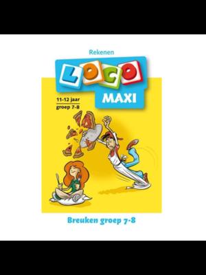 Loco Leerspellen Loco Maxi - Breuken - 11/12 Jaar - Groep 7/8