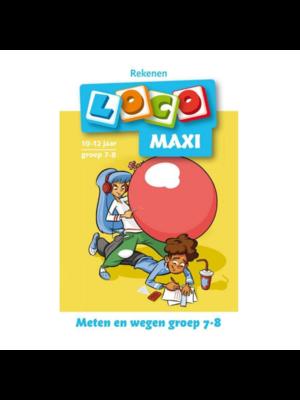 Loco Leerspellen Loco Maxi - Meten & wegen - 10/12 Jaar