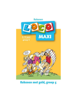 Loco Leerspellen Loco Maxi - Rekenen met geld - Groep 5