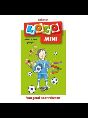 Loco Leerspellen Loco Mini - Van getal naar rekenen - 5/6 Jaar