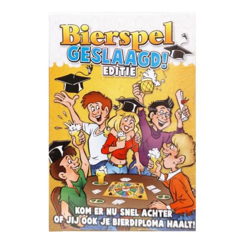 Miko Spel - Bierspel - Geslaagd