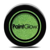 Glitters - Groen - Fluor, neon
