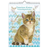 Verjaardagskalender - Franciens katten - Miepje - A4